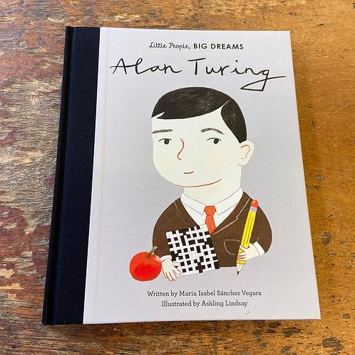 Alan Turing [Little People Big Dreams] | Maria Isabel Sanchez Vegara