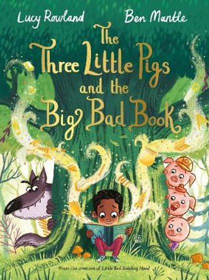 The Three Little Pigs and the Big Bad Book | Lucy Rowland