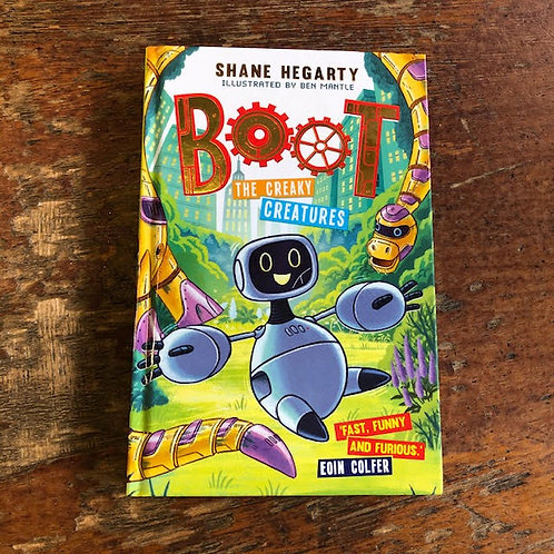 Boot: The Creaky Creatures | Shane Hegarty