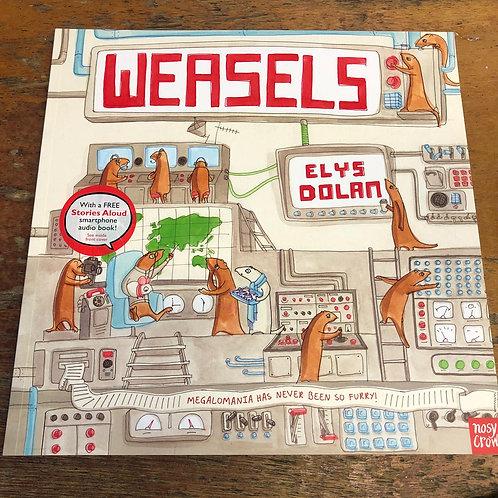 Weasels | Elys Dolan