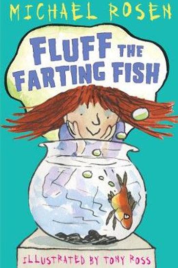 Fluff the Farting Fish | Michael Rosen