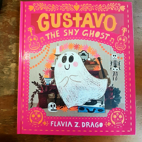 Gustavo the Shy Ghost | Flavia Drago