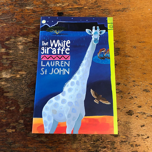 The White Giraffe | Lauren St John