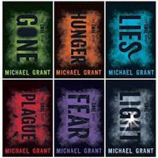 Gone [series]   Michael Grant