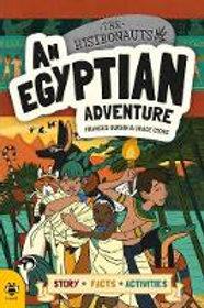 An Egyptian Adventure: The Histronauts | Frances Durkin