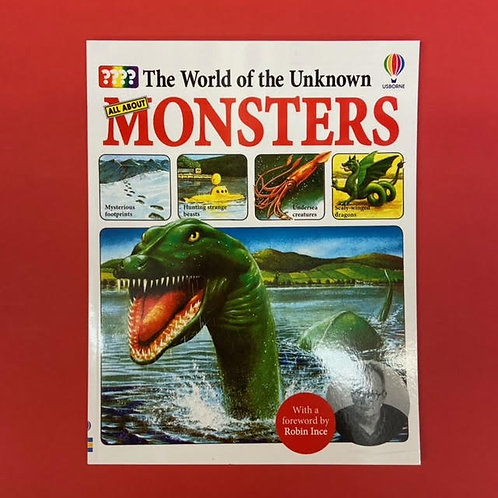 The World of the Unknown: Monsters   Carey Miller