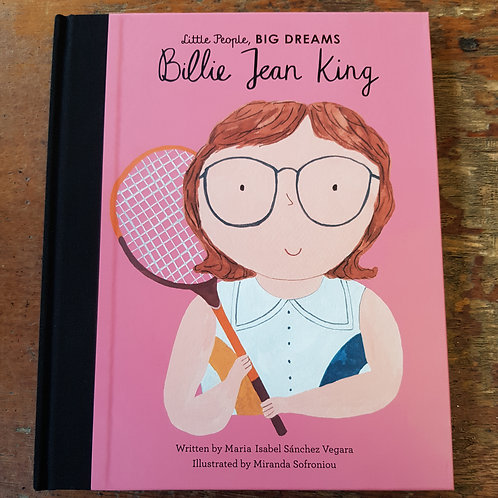 Billie Jean King [Little People Big Dreams] | Maria Isabel Sanchez Vegara