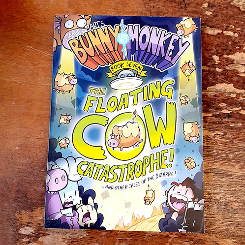 Bunny vs Monkey 7: The Floating Cow Catastrophe