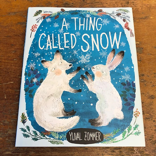 A Thing Called Snow | Yuval Zommer