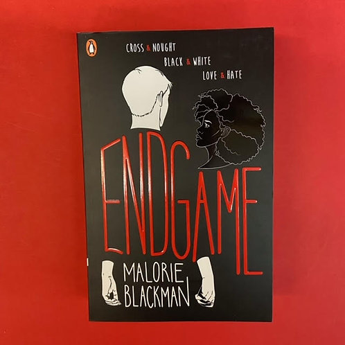 Endgame   Malorie Blackman