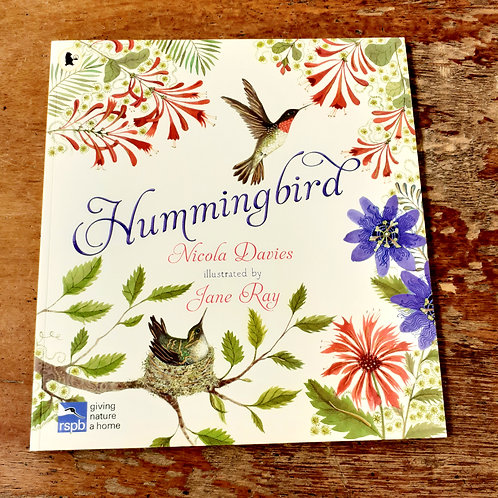 Hummingbird | Jane Ray & Nicola Davies