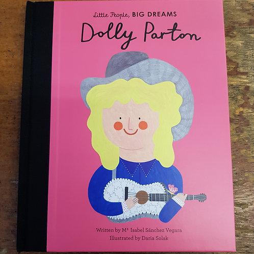 Dolly Parton [Little People Big Dreams] | Maria Isabel Sanchez Vegara