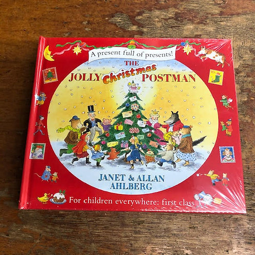 The Jolly Christmas Postman | Janet & Allan Ahlberg