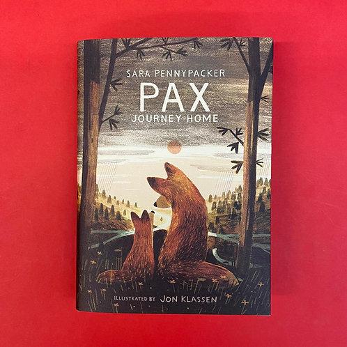 Pax: Journey Home | Sara Pennypacker and illustrated by Jon Klassen