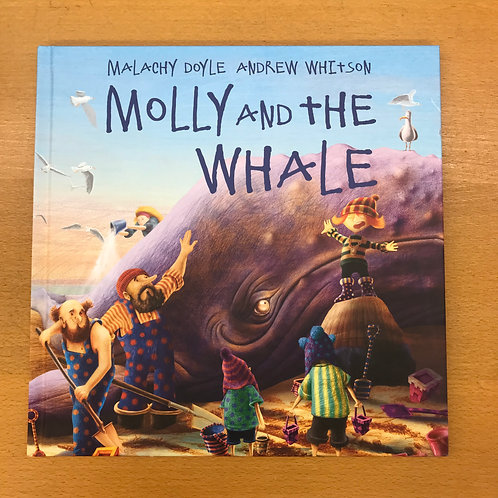 Molly and the Whale | Malachy Doyle & Andrew Whitson