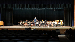 Congratulations 7th Grade Band!