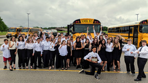 Congratulations 8th Grade Band!