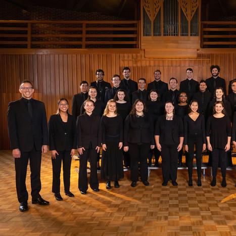 Shenandoah Conservatory Choir