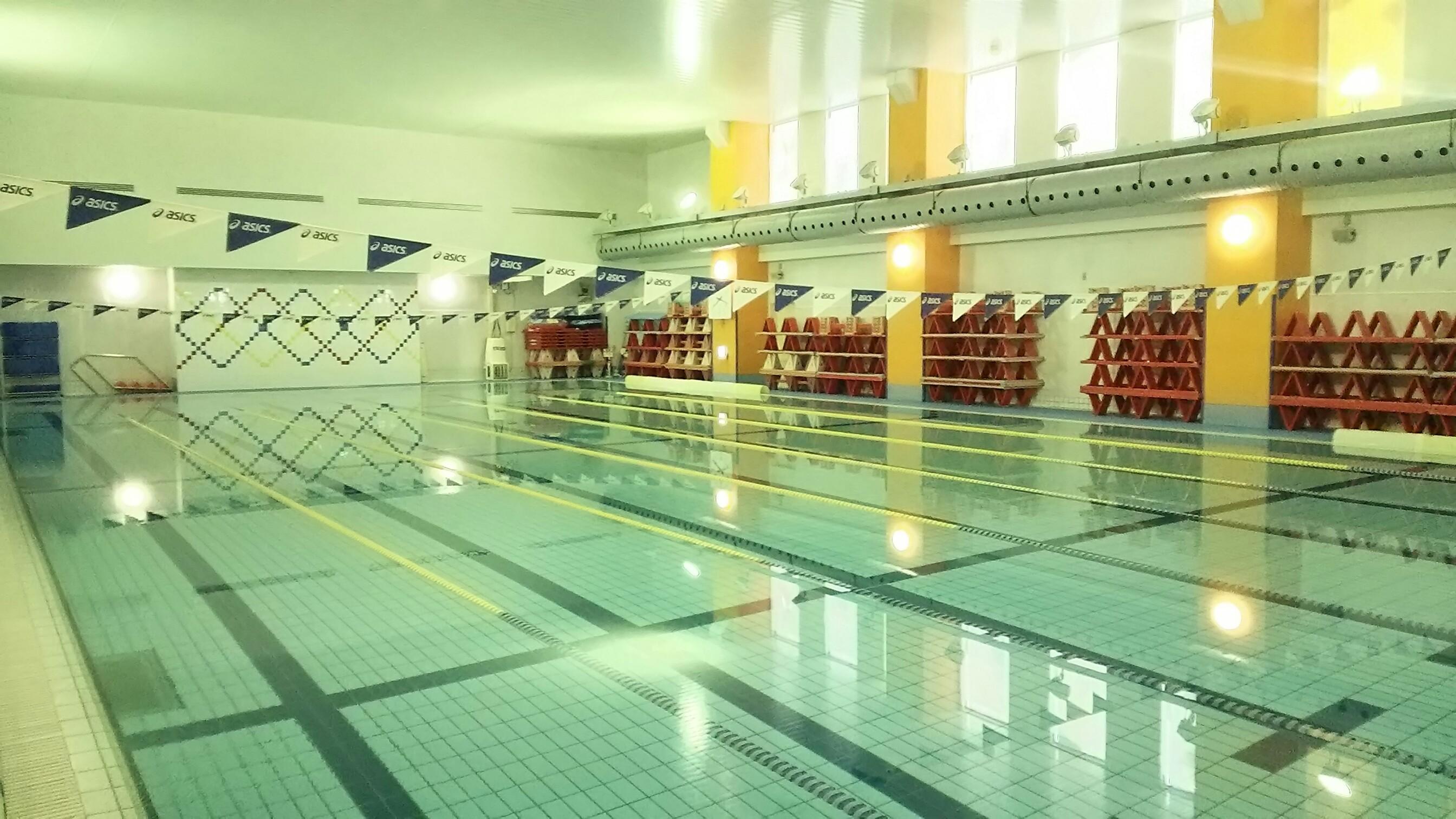 プール 25m×7コース