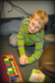 Pediatric Speech-Language Therapy