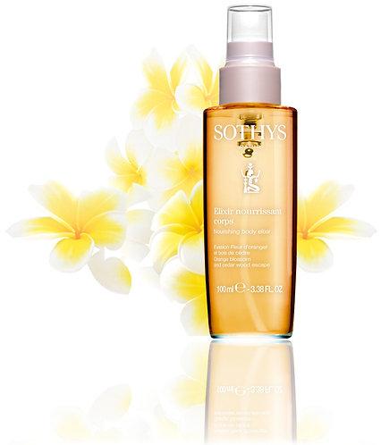 Nourishing Body Elixir Orange Blossom & Cedar Wood escape