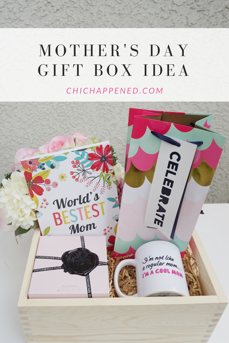 Mother S Day Gift Box Idea Chic Happened Blog