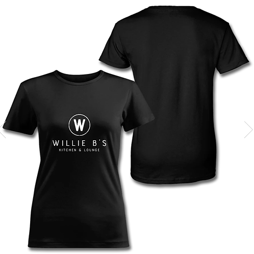 Womens Soft Cotton Tee
