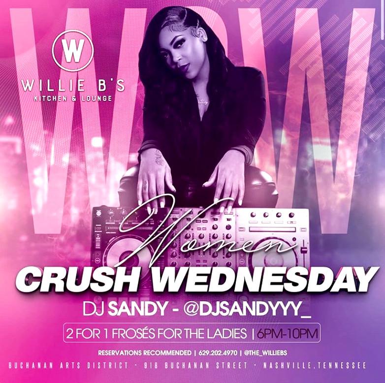#WCW Women Crush Wednesdays