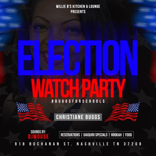 Election Watch Party 2020