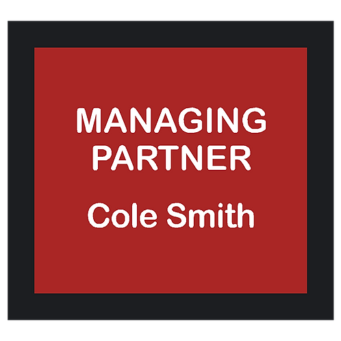 Managing Partner Sign