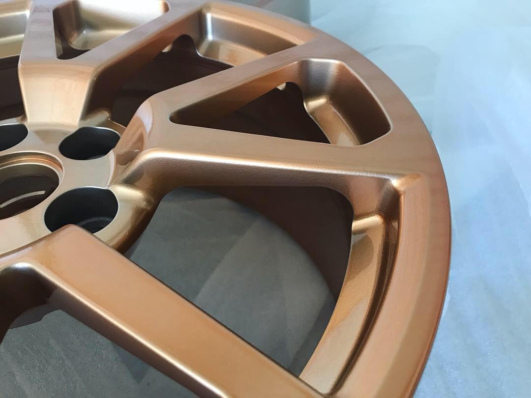 Copper Rims