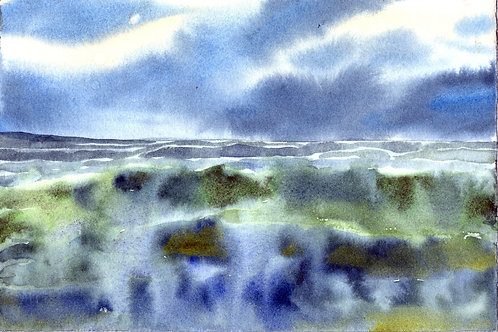 Turbulent Pacific