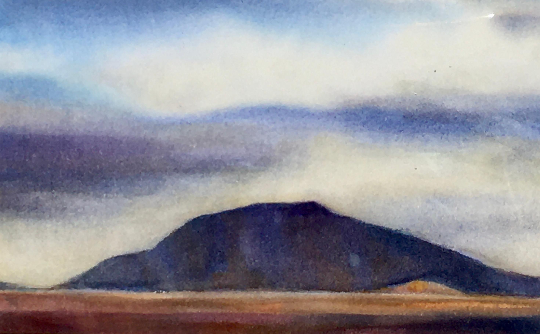 Solitary Mountain