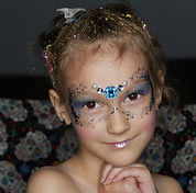 Face Painting Bling