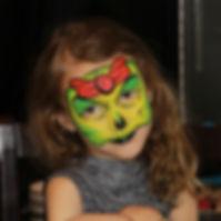 Professional Face Painters Lafayette Louisiana