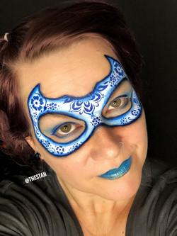 Mask Face Painting Lafayette La