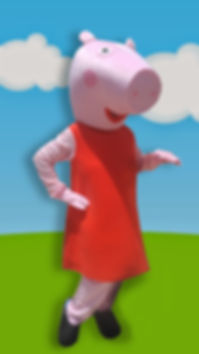 Peppa Pig Character Entertainer Lafayette Louisiana