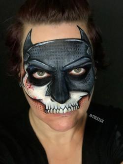 Batman Face Painting Lafayette La
