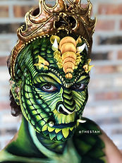 Stacey Perry Special Effects Makeup Artist