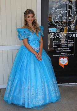 Cinematic Cinderella Princess
