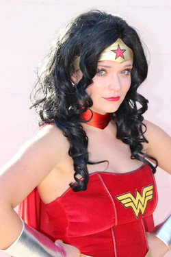 Wonder Woman Superhero Character