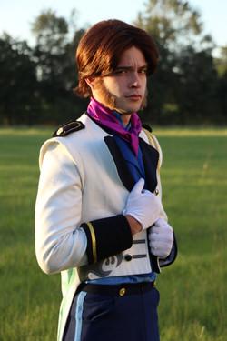 Hans Fairytale Character