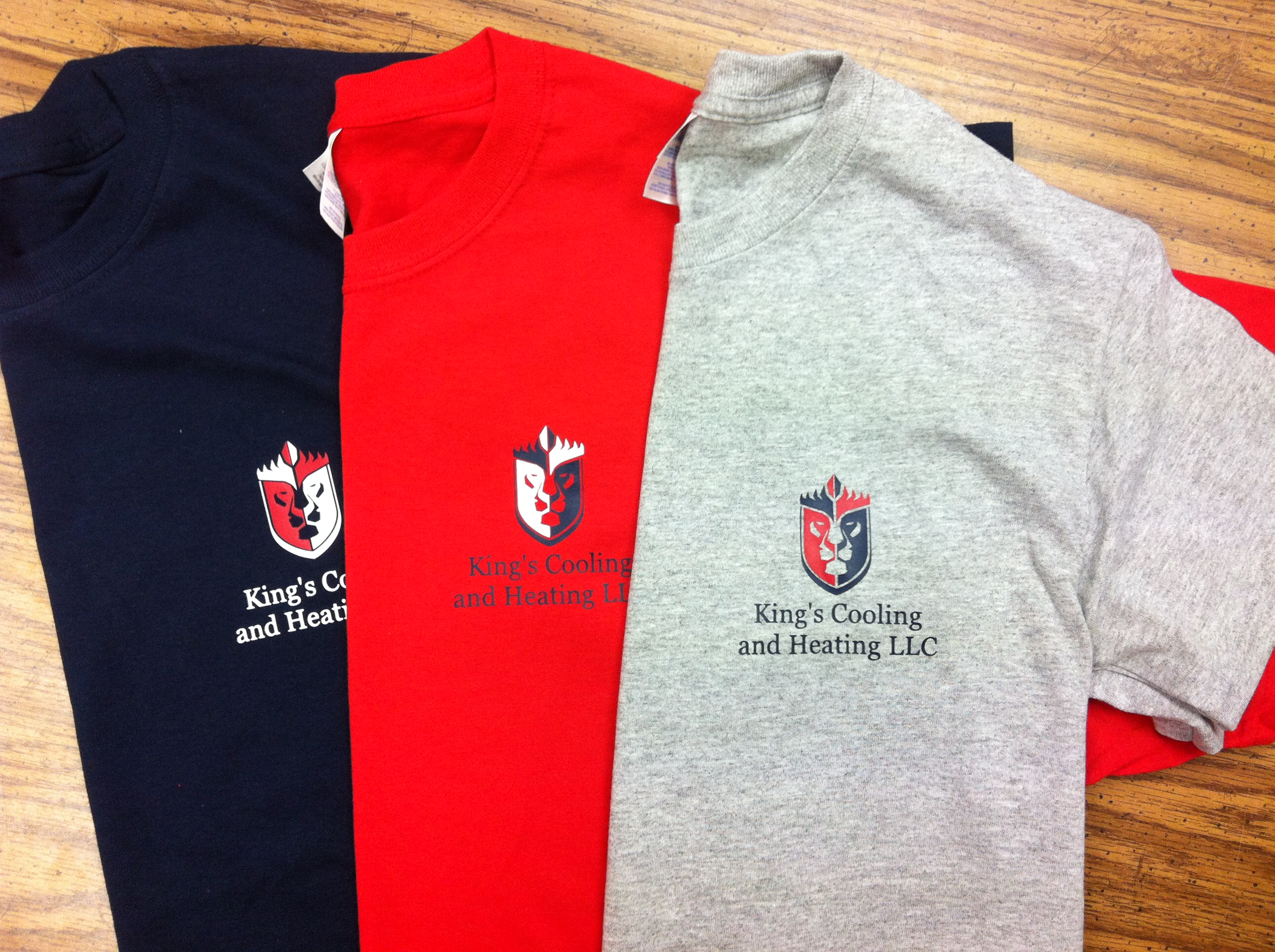 Acadiana T-shirts Screen Printing