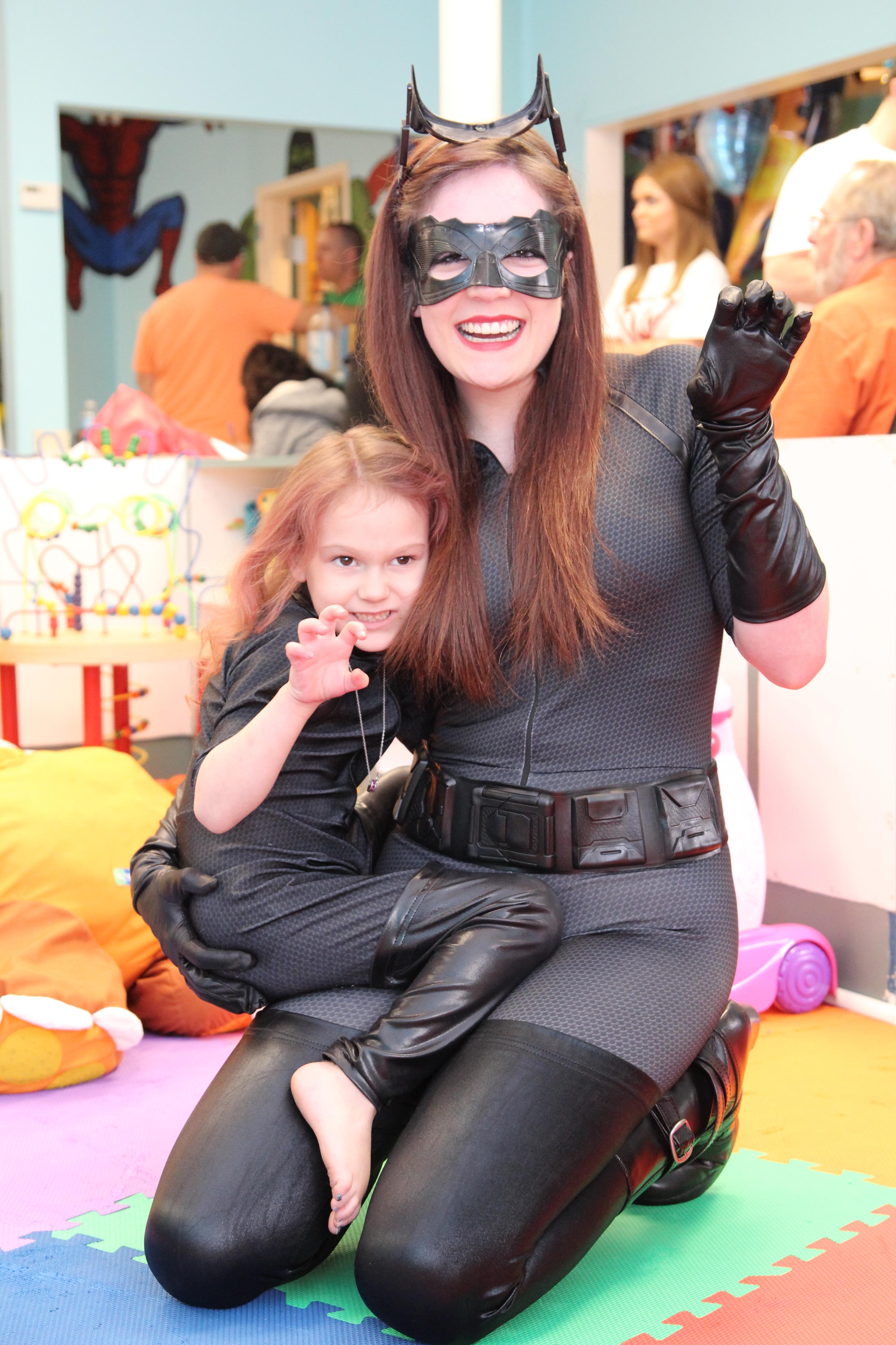 Catwoman Superhero Character