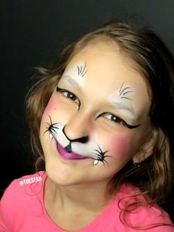 Cat Face Painting Lafayette La