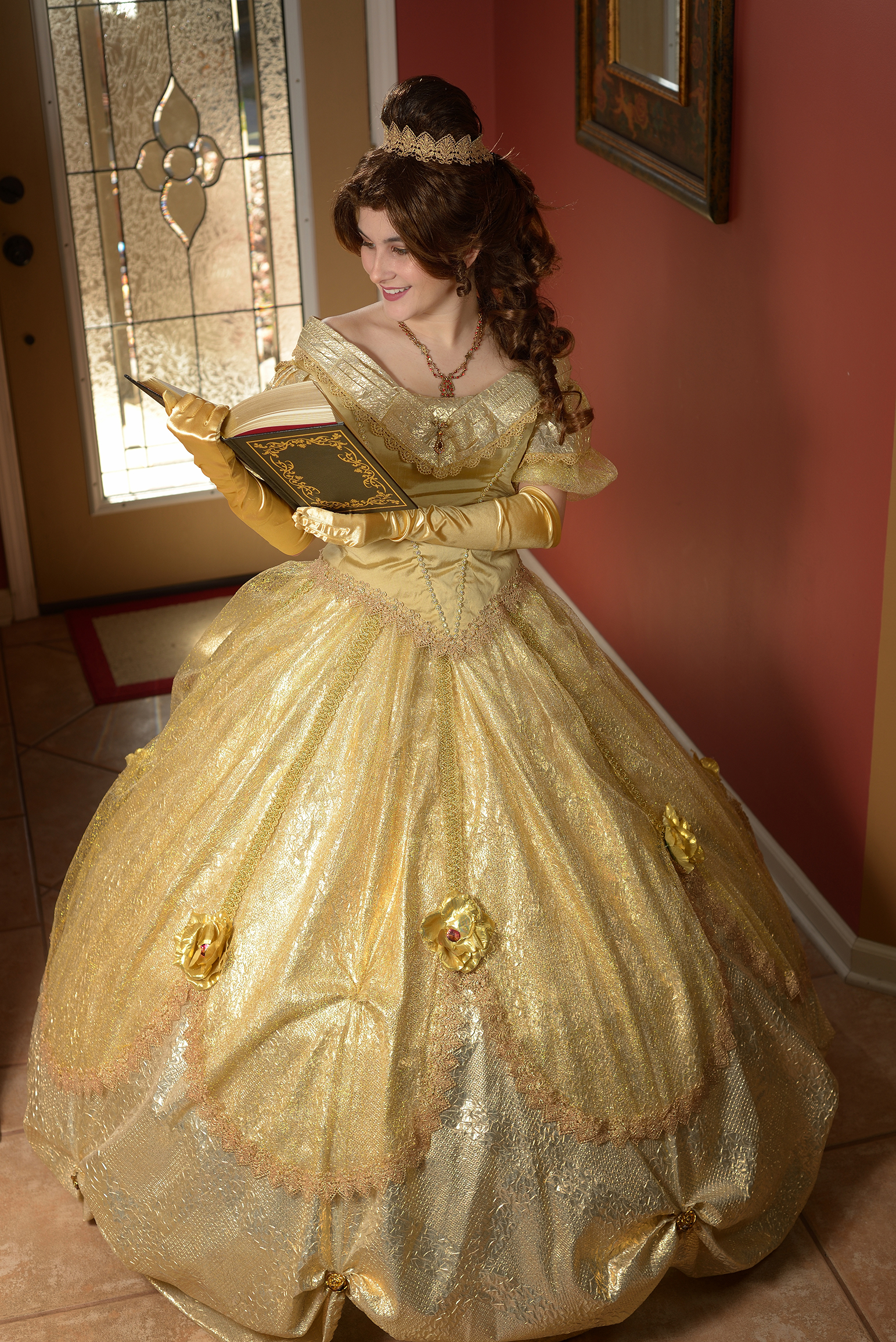 Belle Fairy Tale Character