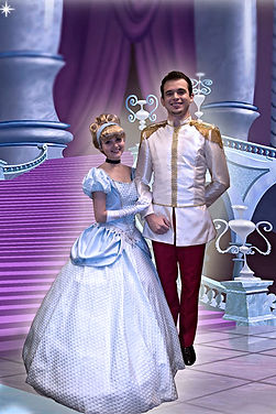 Princess parties Lafayette LA
