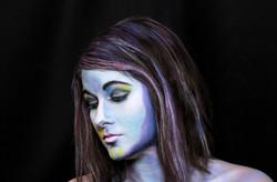 Makeup Artist Face Painting