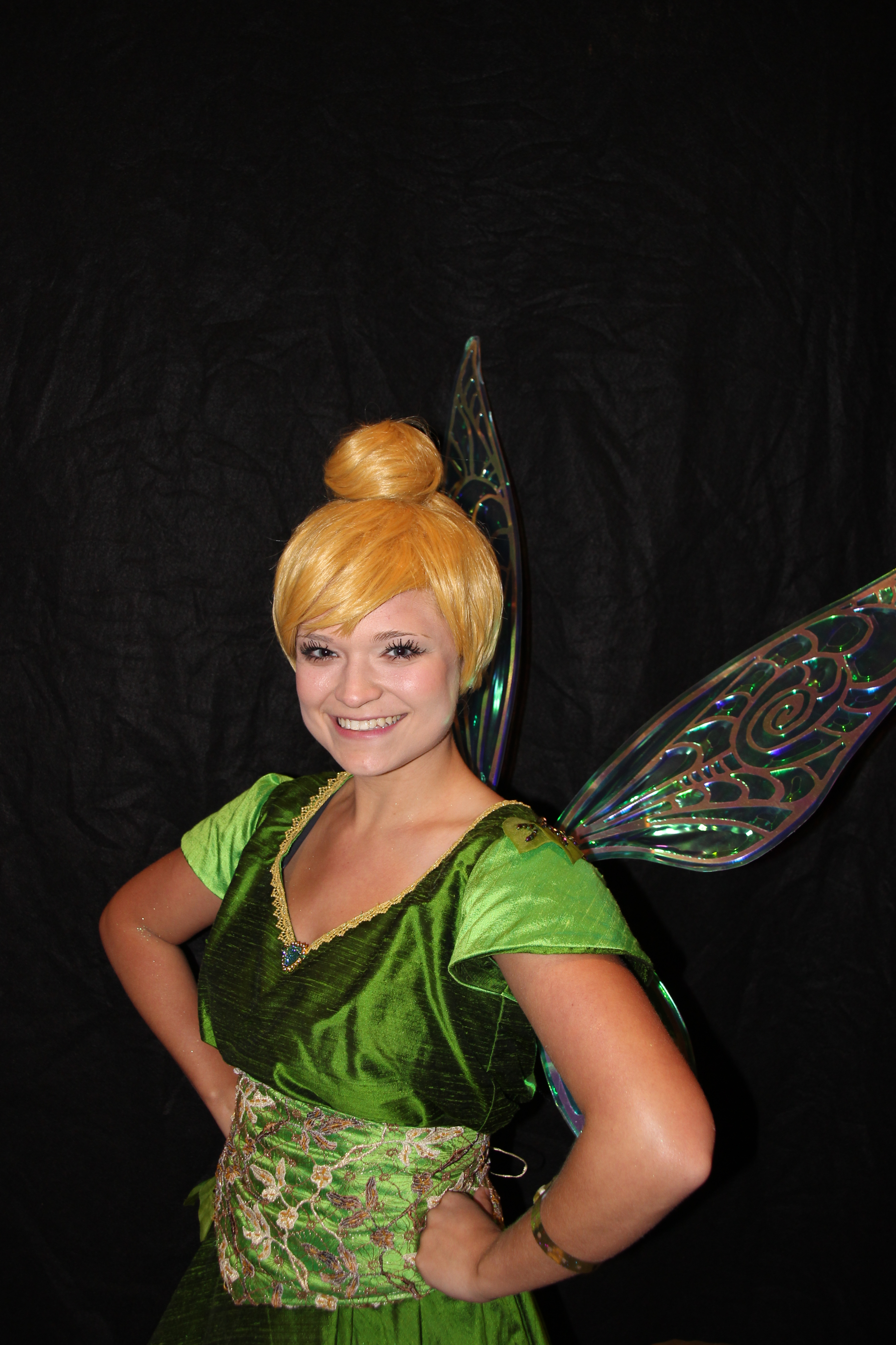 Tinkerbell Fairy Tale Character