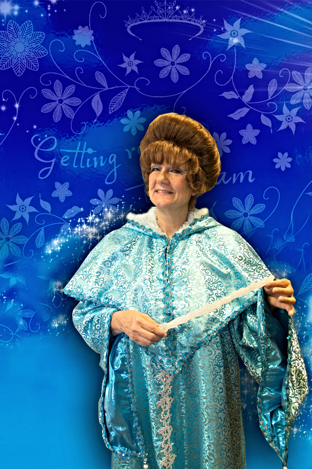 Fairy Godmother Storybook Character